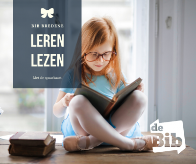 Leren lezen: boekentips en spaarkaart