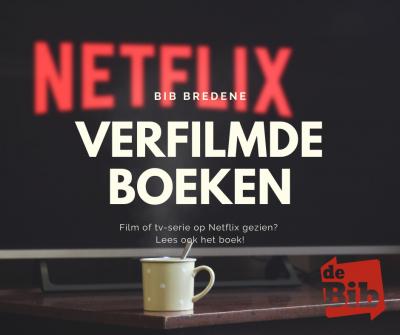 Nu op Netflix: boekentips