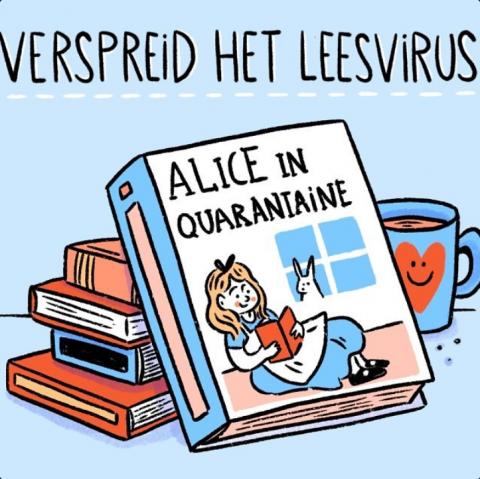 Verspreid het leesvirus